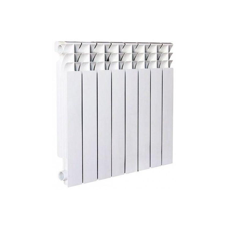 Радиатор алюмин ОАЗИС 500/80 8 секций