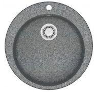 Мойка кухонная Marrbaxx 510 врезная мрамор серый