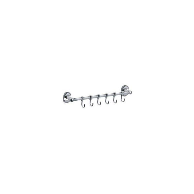 Планка 6 крючков (двиг) F1915-6 Frap