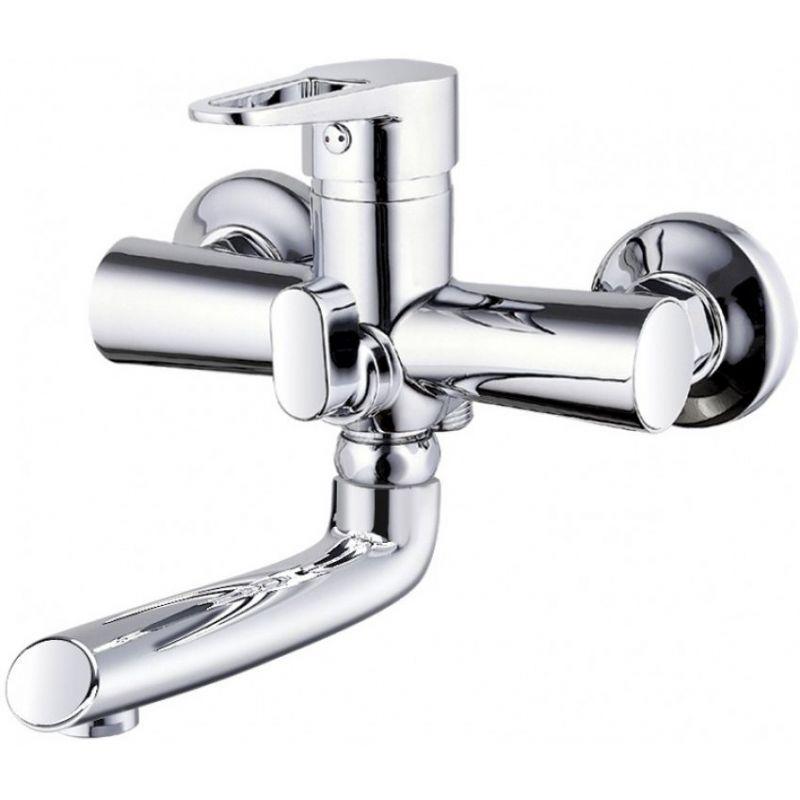 Смеситель для ванны G.Lauf NUD3-A045 хром