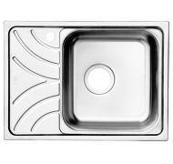 Мойка кухонная IDDIS ARRO ARR60PRi77 врезная нержавеющая сталь хром