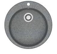 Мойка кухонная Marrbaxx 5 врезная мрамор серый