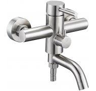 Смеситель для ванны G.Lauf ZAP3-A090 хром