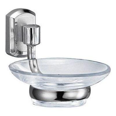 Мыльница стеклянная Wasser KRAFT (К-3029)