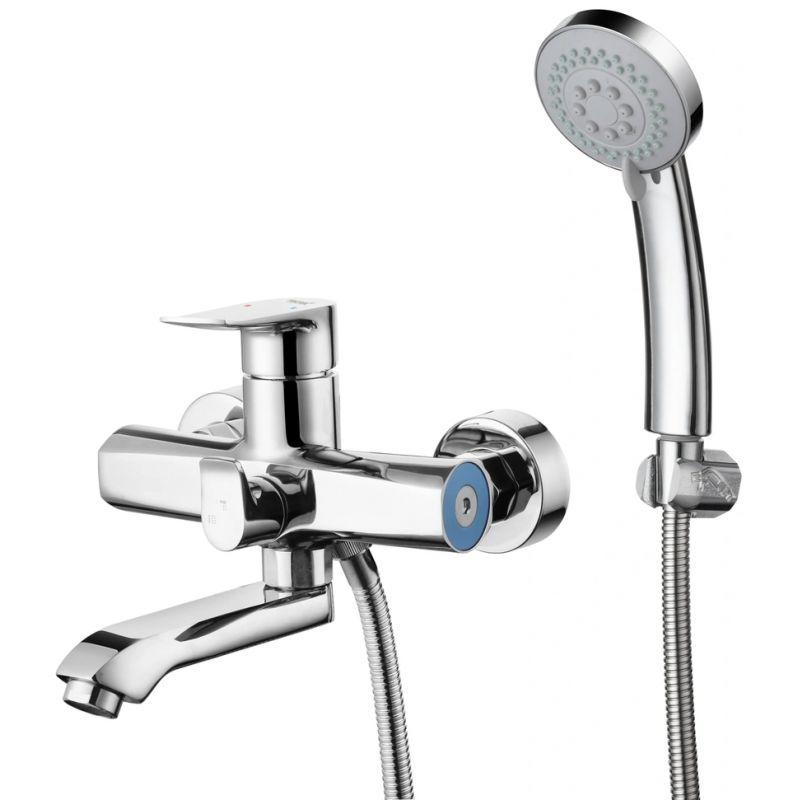 Смеситель для ванны G.Lauf GOB3-A134 хром