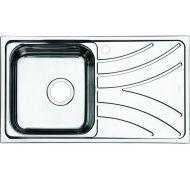 Мойка кухонная IDDIS ARR78SLi77 врезная нержавеющая сталь хром