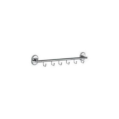 Планка 6 крючков (двиг) F1916-6 Frap