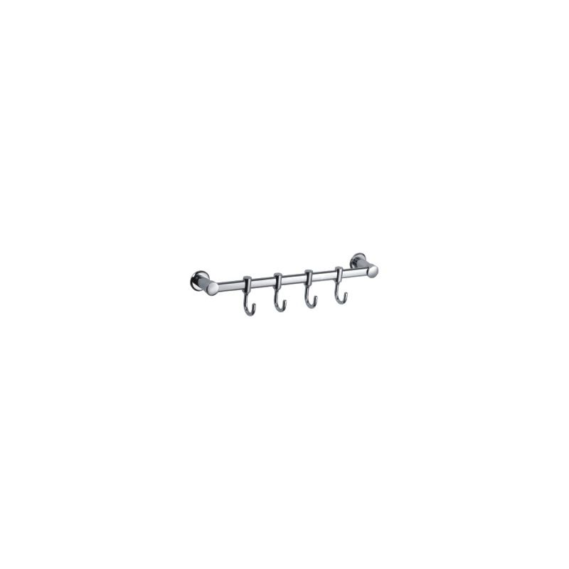 Планка 4 крючков (двиг) 205 - 4