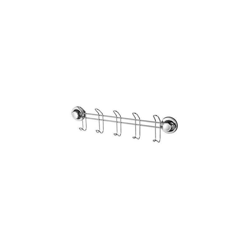 Планка 5 крючка на присосках 3716 - 5