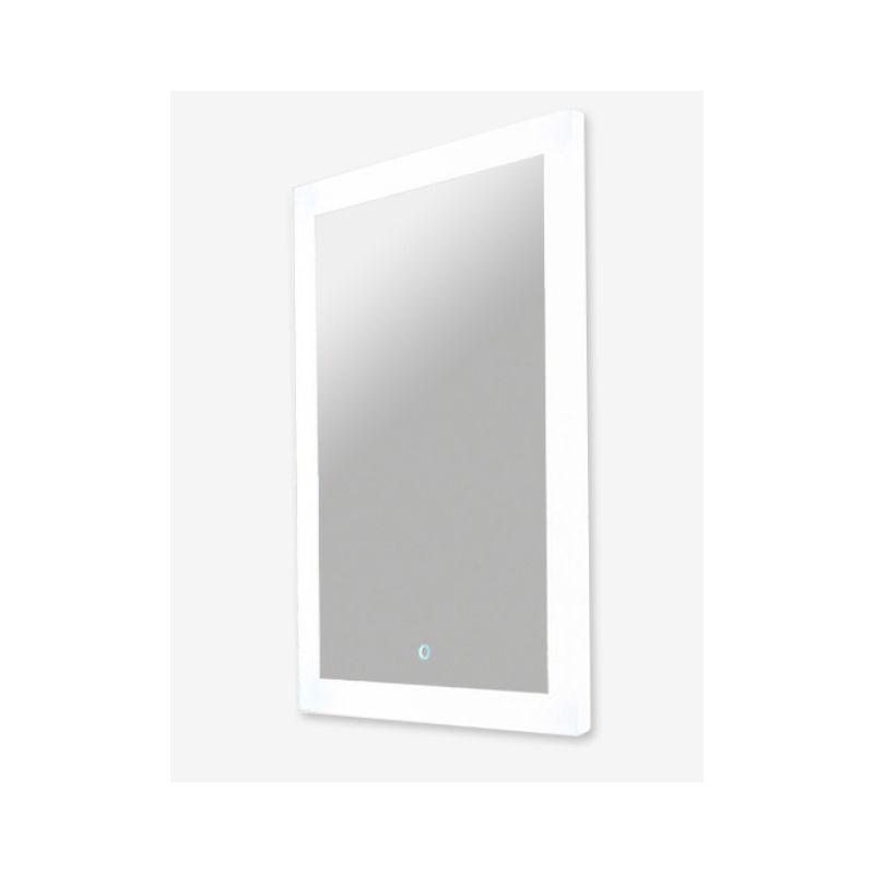 Зеркало Naomi LED 400x640 с сенсором