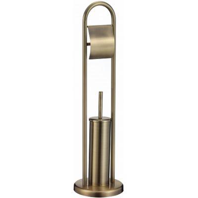 Напольная стойка (2 в 1) бронза Savol S-C0Y708