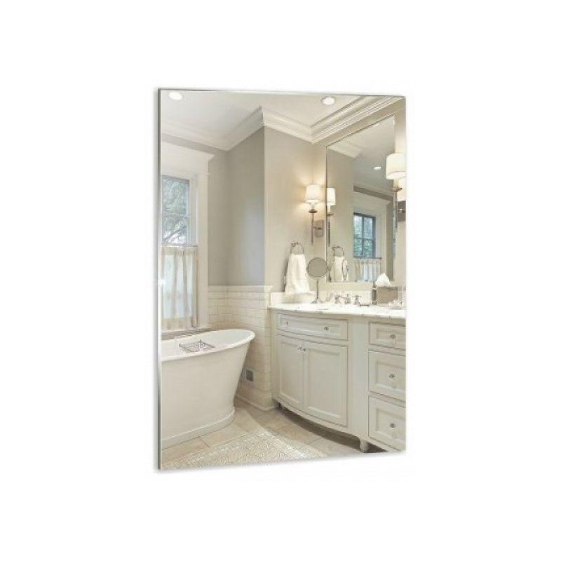"""Зеркало для ванной """"Прямоугол"""" 390х590"""