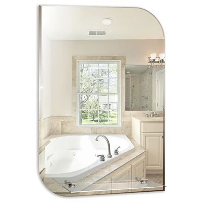 "Зеркало для ванной ""Каприз-люкс"" 495х685"